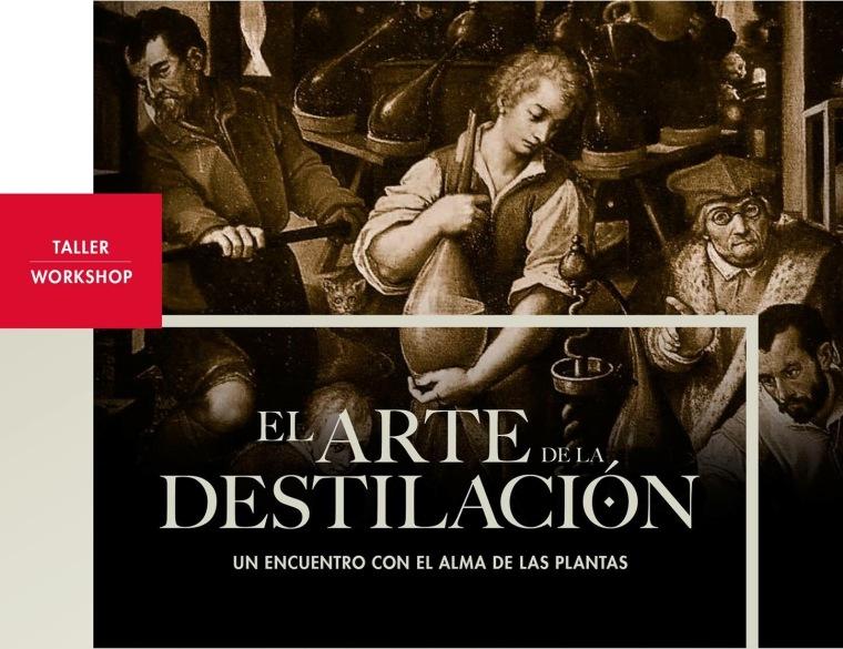 El Arte de la destilación
