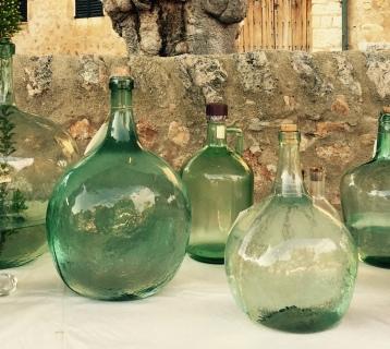 Hidrolatos de plantas de Mallorca