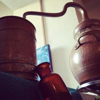 amabique de cobre 5 litros